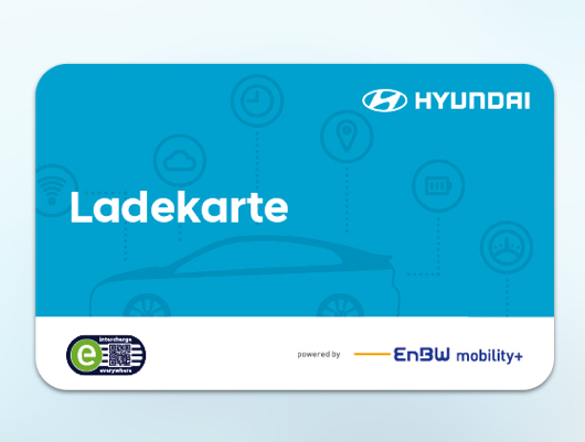 Logo van Hyundai laadpas