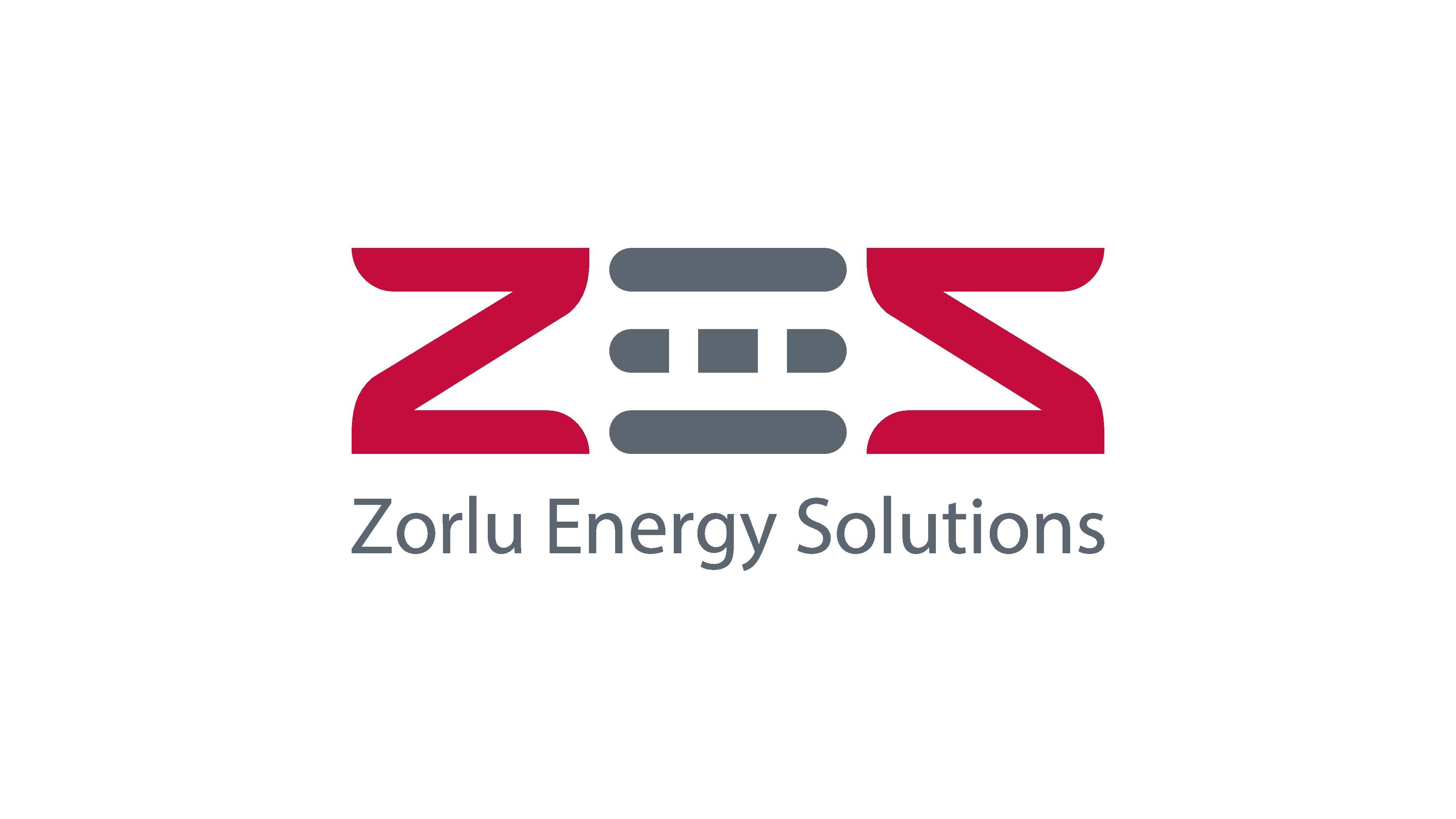 Logo van Zorlu Energy Solutions (ZES) laadpas