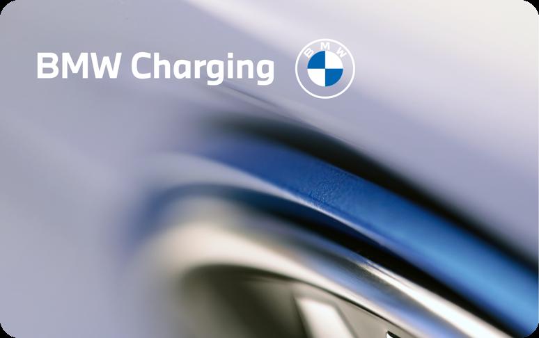 Logo van BMW Charging Flex laadpas