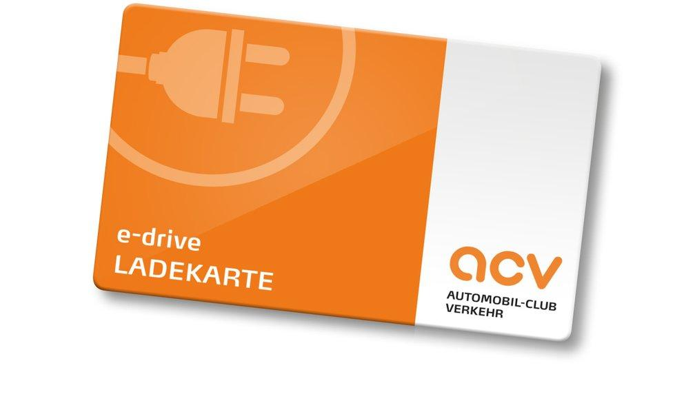 Logo van ACV Automobil-Club Verkehr laadpas
