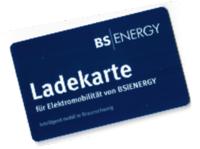 Logo van BS Energy laadpas