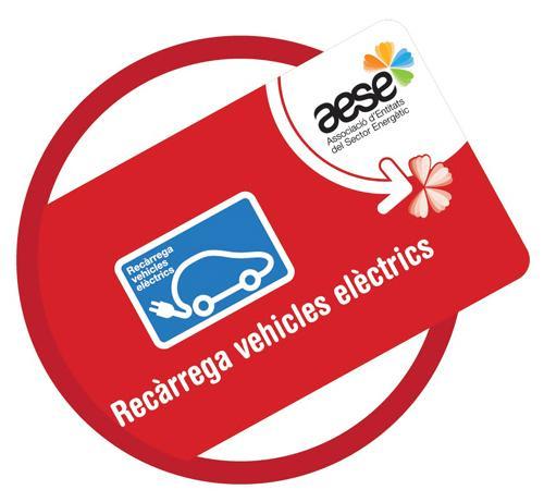 Logo van AESE laadpas