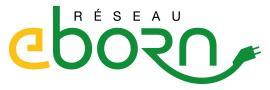 Logo van eBorn laadpas