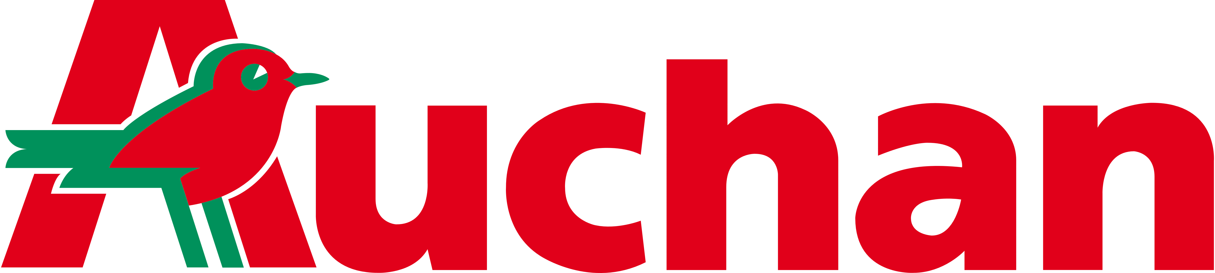 Logo van Auchan laadpas