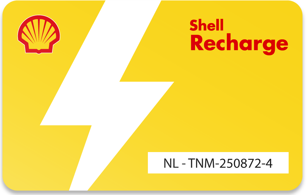 Logo van Shell Recharge (Newmotion) laadpas