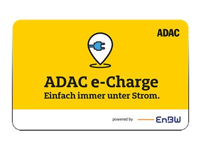 Logo van ADAC e-Charge laadpas