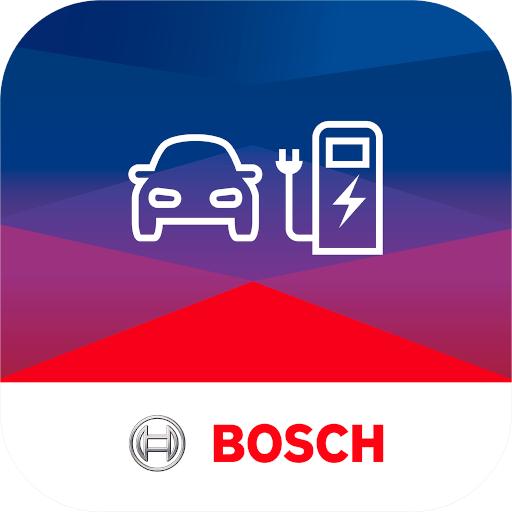 Logo van Bosch Charge My EV laadpas
