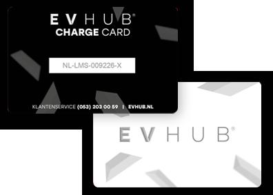 Logo van EV Hub laadpas