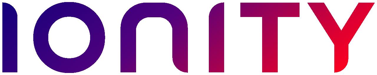 Logo van Ionity laadpas