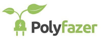 Logo van Polyfazer laadpas