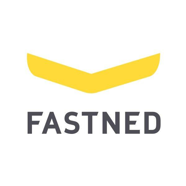 Logo van Fastned  Gold Member laadpas