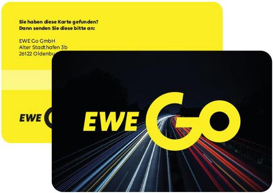 EWE-Go Mobility Card
