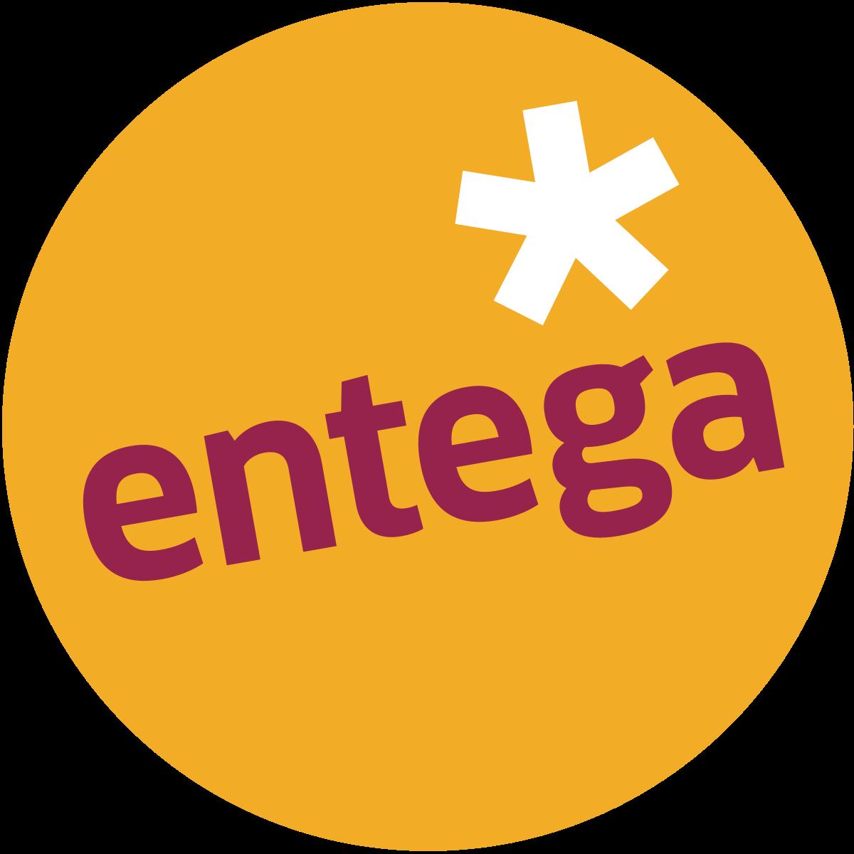Logo van Entega laadpas
