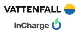 Logo van Vattenfall Incharge (Nuon) laadpas