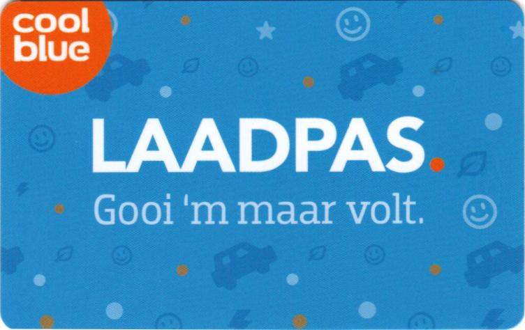 Logo van Coolblue laadpas