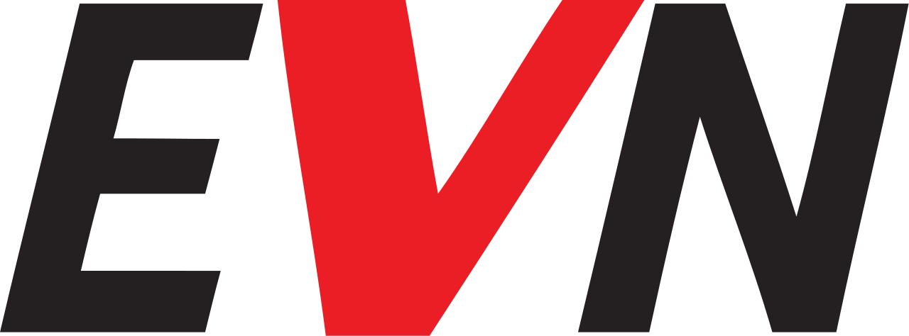 Logo van EVN laadpas