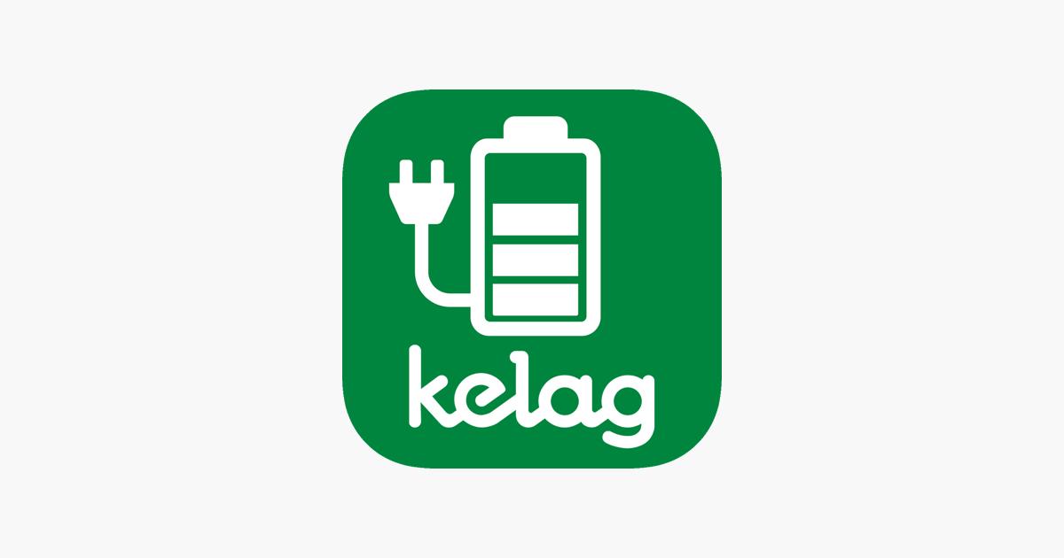 Logo van Kelag Autostrom Light laadpas