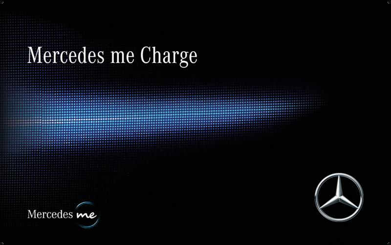 Logo van Mercedes Me Charge laadpas