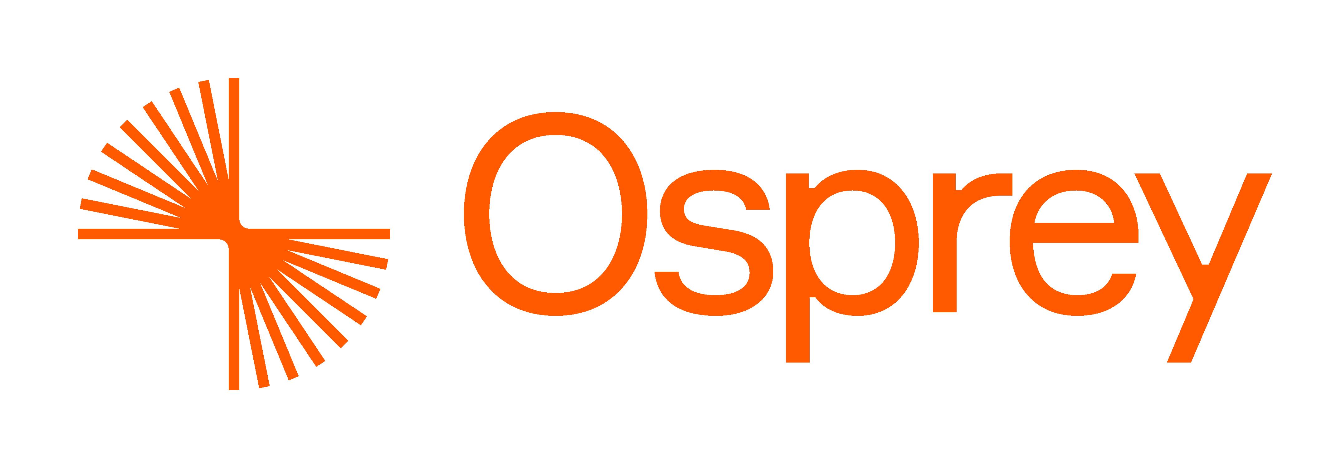Logo van Osprey laadpas