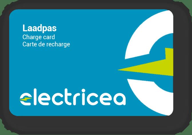 Logo van Electricea laadpas