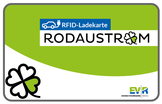 Logo van Rodau Energieversorgung laadpas