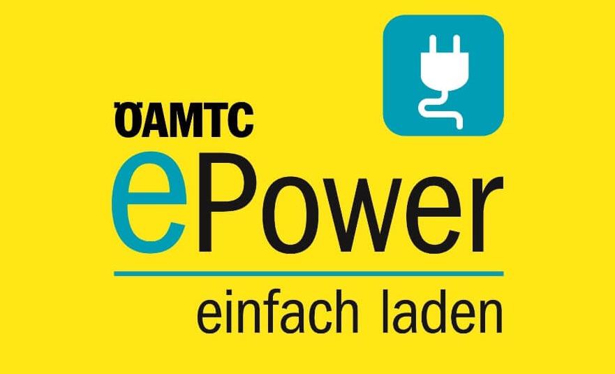 Logo van ÖAMTC ePower laadpas