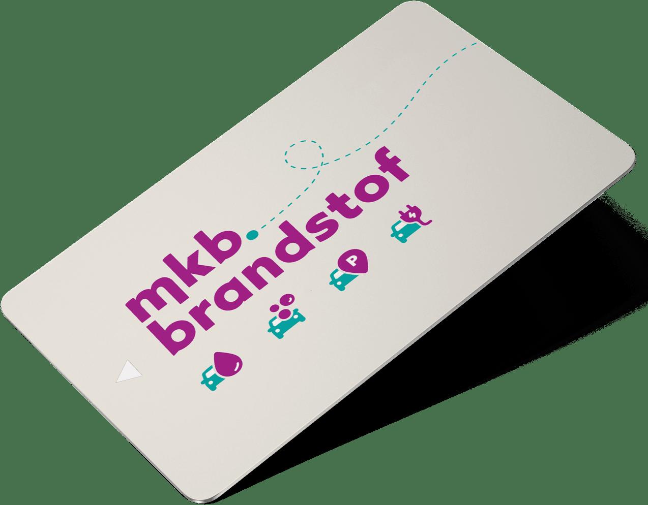 Logo van MKB Brandstof laadpas