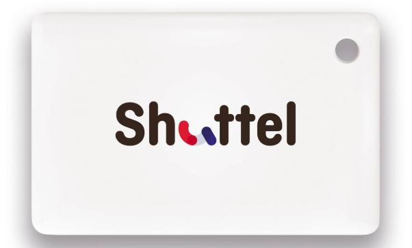 Logo van Shuttel laadpas