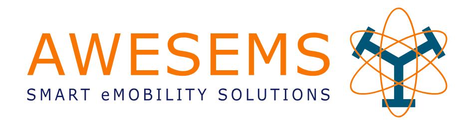 Logo van Awesems laadpas