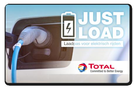 Logo van Total Vroaming laadpas