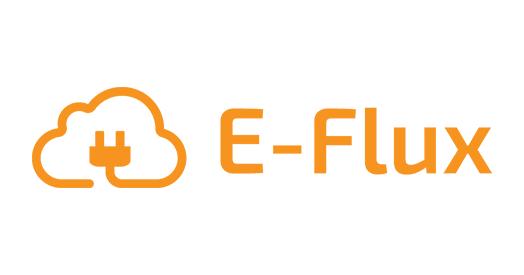 Logo van E-Flux Vast [Actie tarief] laadpas