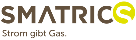 Logo van Smatrics Single laadpas