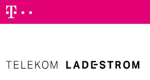 Logo van Telekom Ladestrom laadpas