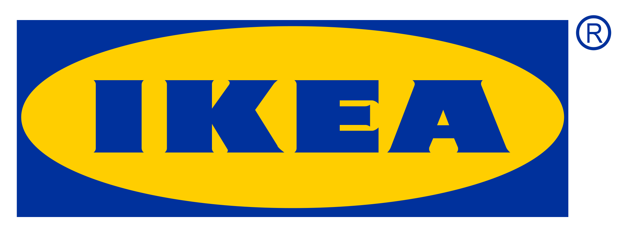 Logo van IKEA laadpas