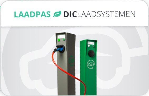Logo van DIC Laadsystemen laadpas