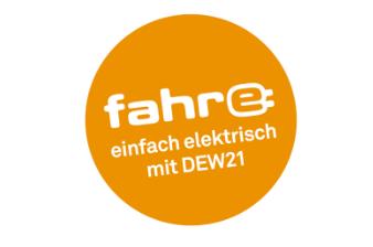 Logo van DEW21 Fahr-E laadpas