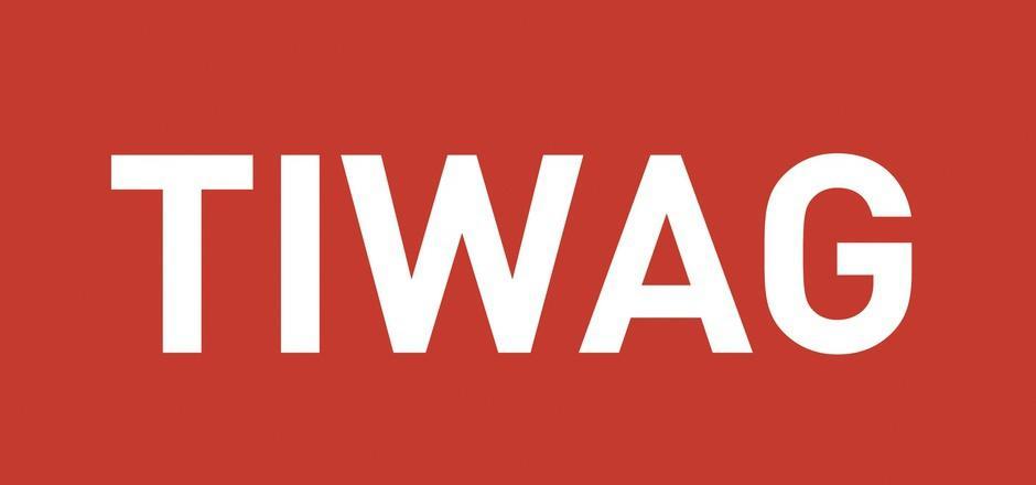 Logo van TIWAG laadpas
