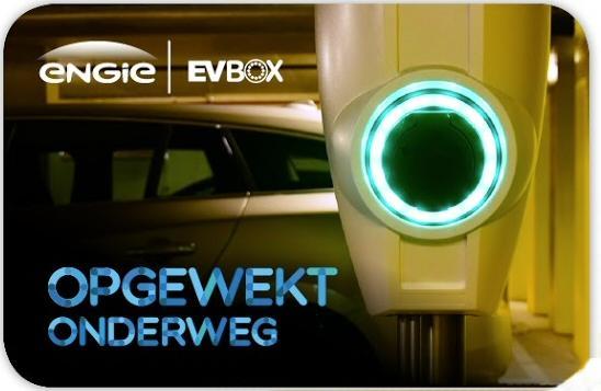 Logo van Engie laadpas