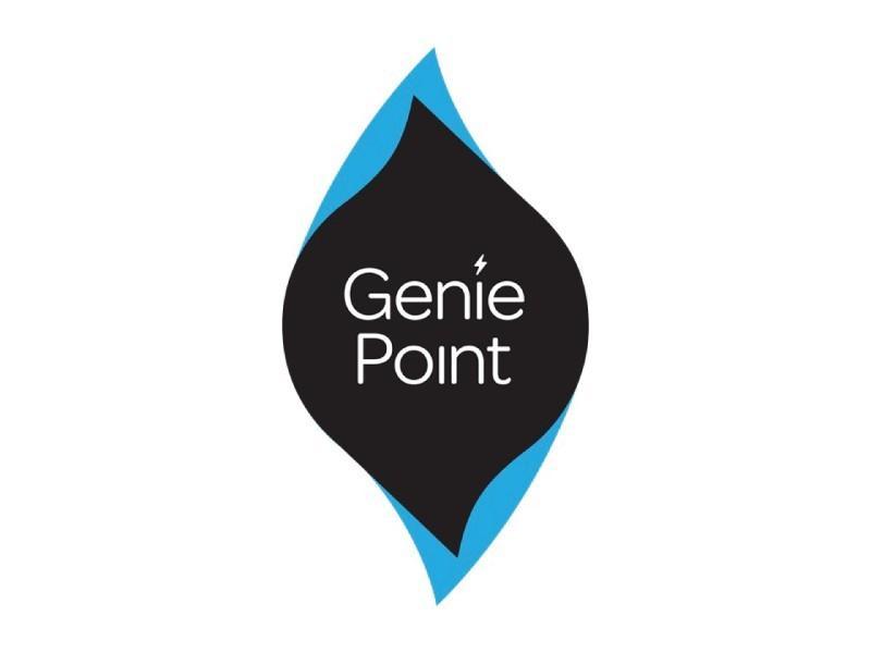 Logo van GeniePoint laadpas