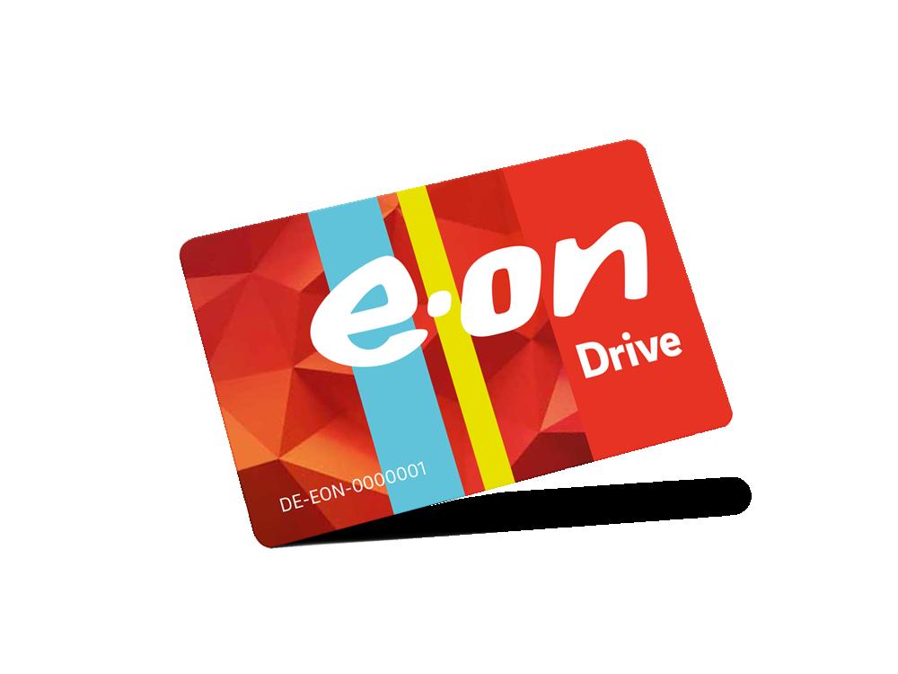 Logo van EON Drive laadpas
