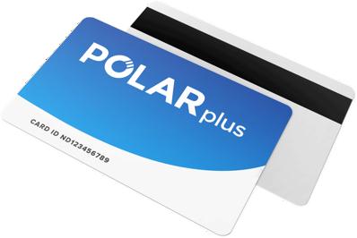 Logo van Polar + laadpas