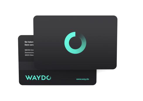 Logo van Waydo laadpas