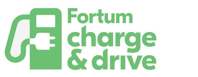 Logo van Fortum Charge & Drive laadpas