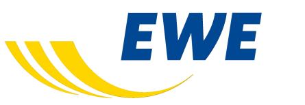 Logo van EWE Punktladung Roaming laadpas