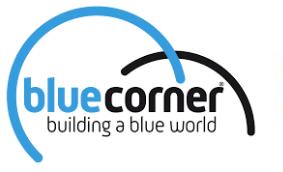 Logo van Bluecorner starter laadpas