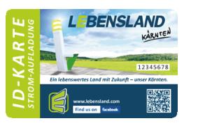 Logo van Lebensland laadpas