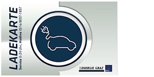 Logo van Graz (Beö) laadpas