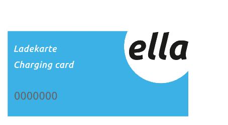 Logo van Ella laadpas