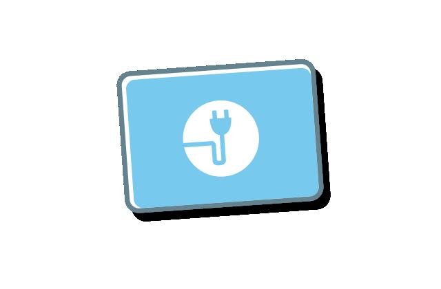 Logo van Chargemap pass laadpas