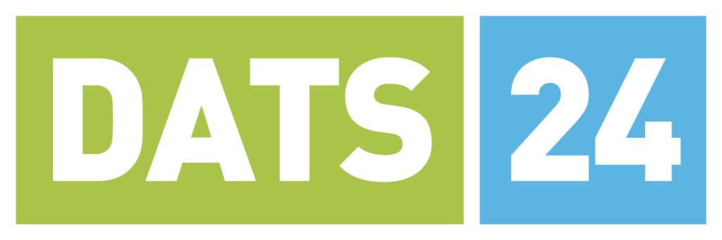 Logo van DATS24 laadpas